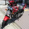 おすすめのバイク① Honda Hornet 250