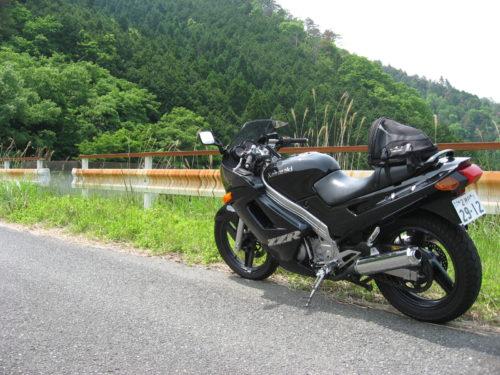ZZR250 07年最終モデル