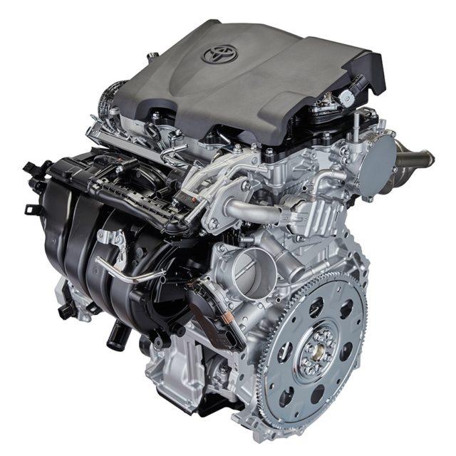 2.5L Dynamic Force Engine