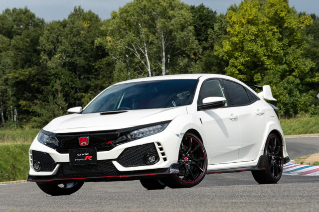 Civic Type R FK8