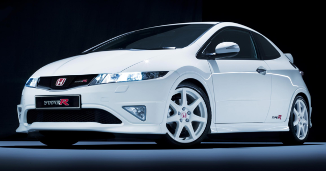 Civic type R FN2