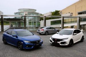 2017 Honda civic series
