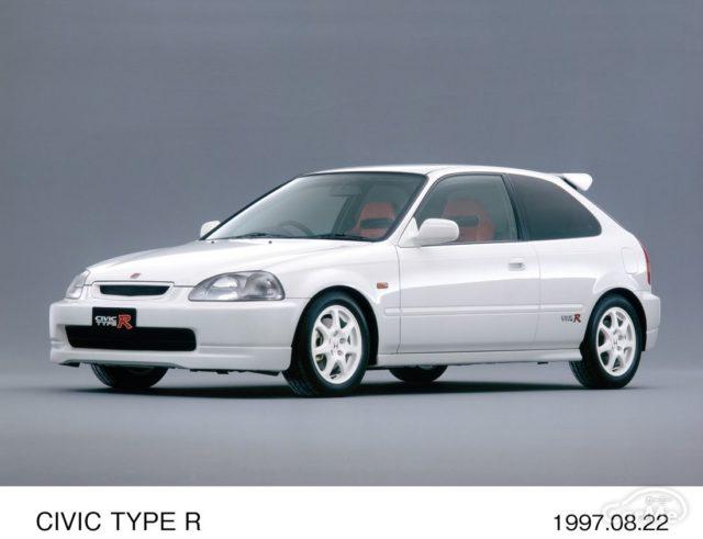 Civic Type R EK9
