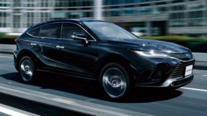 Toyota Hariier 2