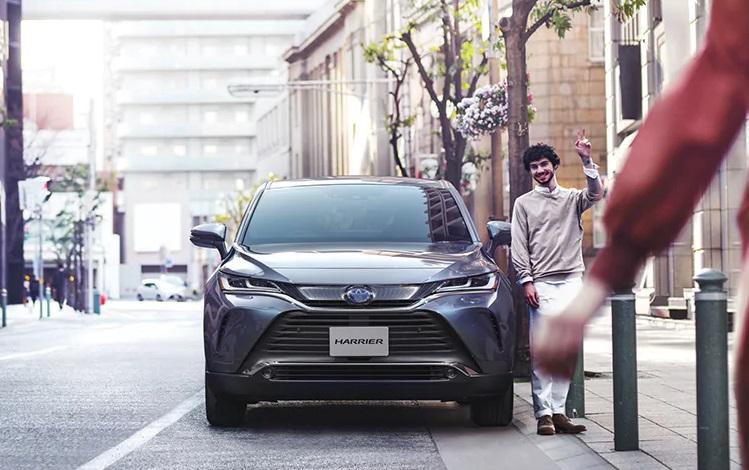 Toyota Hariier 3