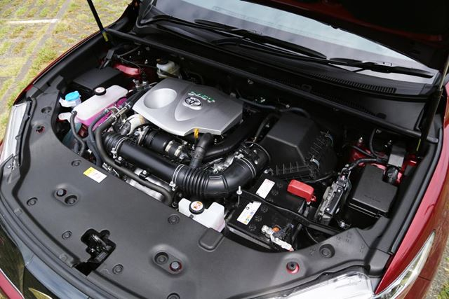 Toyota Old Harrier Turbo Charged Engine