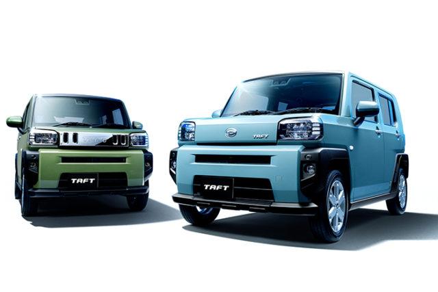 -Taft- Japanese Kei Car