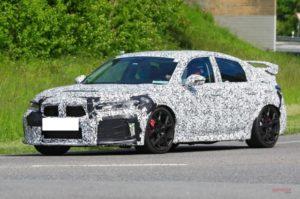 2022 Honda Civic type R??