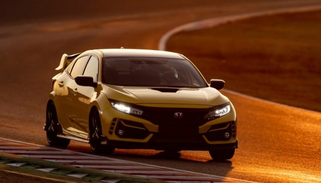 CIVIC Type R FK8 Limited Edition
