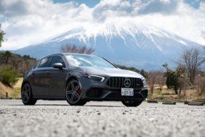 Mercedes-Benz AMG A45S