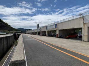 Central Circuit Pit Road