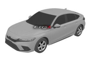 2022 New civic sedan