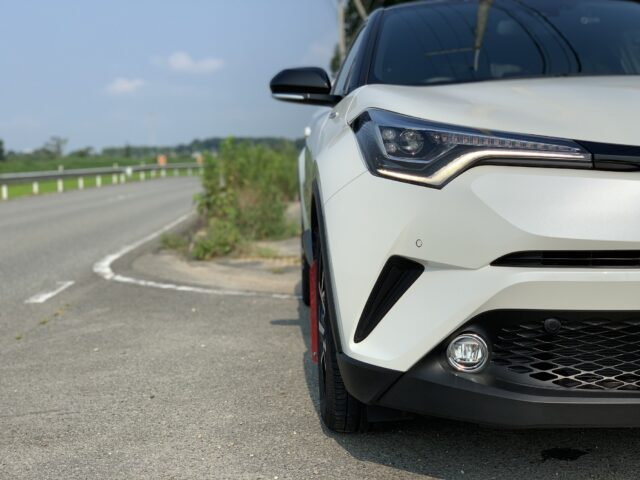 C-HR Front View