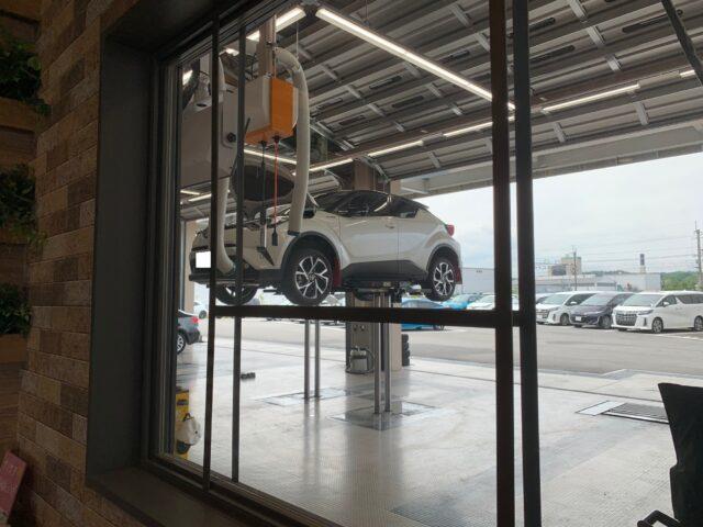 Legal inspection maintenance