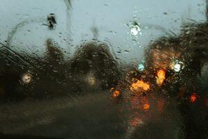 Rain drop sensor